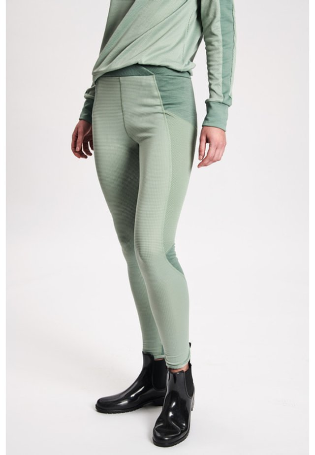 TANGIBLE  - Tights - glacier_green