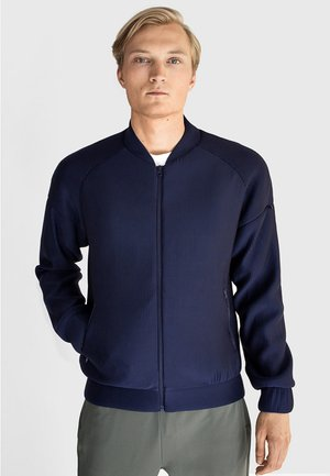 BREEZE  - Bomber Jacket - navy