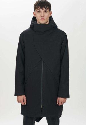 Winter coat - raven