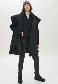 ARYS - JOY - Zip-up hoodie - raven - 1