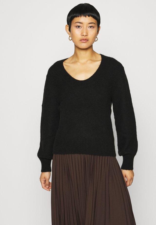 Sweatshirt  - Maglione - black dark