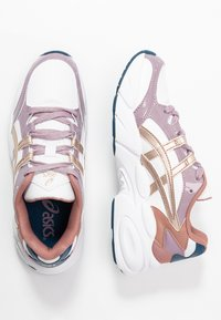 ASICS SportStyle - GEL-BND - Trainers - white/frosted almond - 3