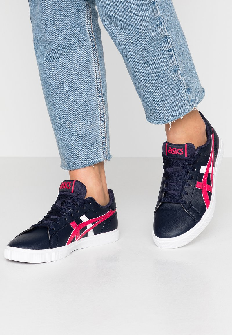 ASICS SportStyle - CLASSIC - Trainers - midnight / rose petal