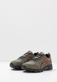 ASICS SportStyle - GEL VENTURE 7 - Sneakersy niskie - lichen green/black - 2
