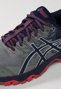 ASICS - GEL-SONOMA 3 G-TX - Trail running shoes - stone grey/pixel pink - 5