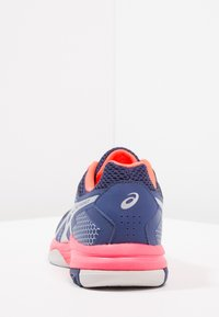 ASICS - GEL-ROCKET 8 - Volleyballschuh - blue print/silver - 3