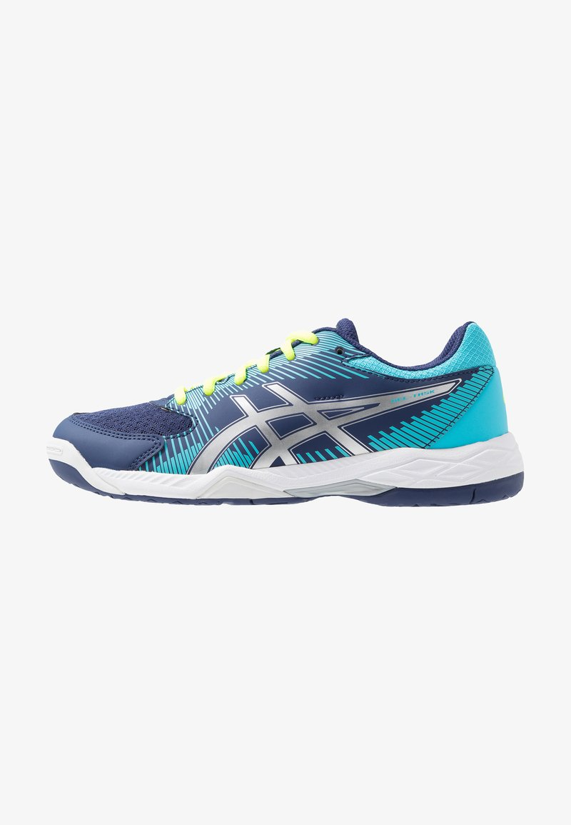 ASICS - GEL-TASK - Volleyball shoes - indigo blue/silver