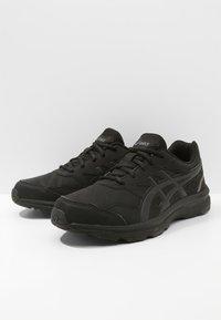 ASICS - GEL-MISSION 3 - Neutral running shoes - black/carbon/phantom - 2
