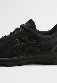 ASICS - GEL-MISSION 3 - Neutral running shoes - black/carbon/phantom - 5