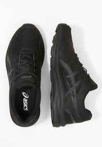 ASICS - GEL-MISSION 3 - Neutral running shoes - black/carbon/phantom - 1
