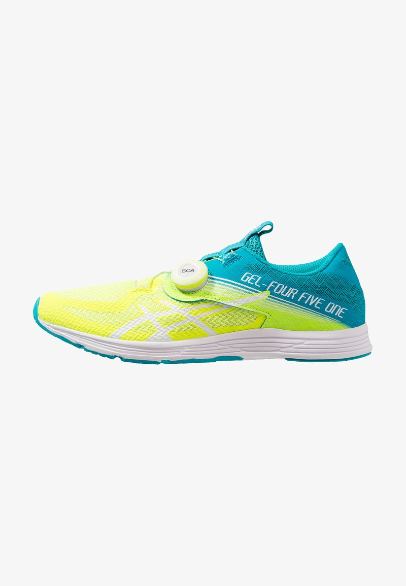 ASICS - GEL-451 - Neutral running shoes - flash yellow/lagoon