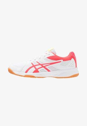 UPCOURT 3 - Volleybalschoenen - white/laser pink