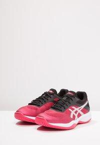ASICS - NETBURNER BALLISTIC FF - Volleyballschuh - pixel pink/silver - 2