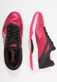 ASICS - NETBURNER BALLISTIC FF - Volleyballschuh - pixel pink/silver - 1