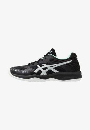 NETBURNER BALLISTIC FF - Zapatillas de voleibol - black/pure silver