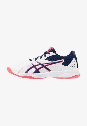 COURT SLIDE - Multicourt tennis shoes - white/peacoat