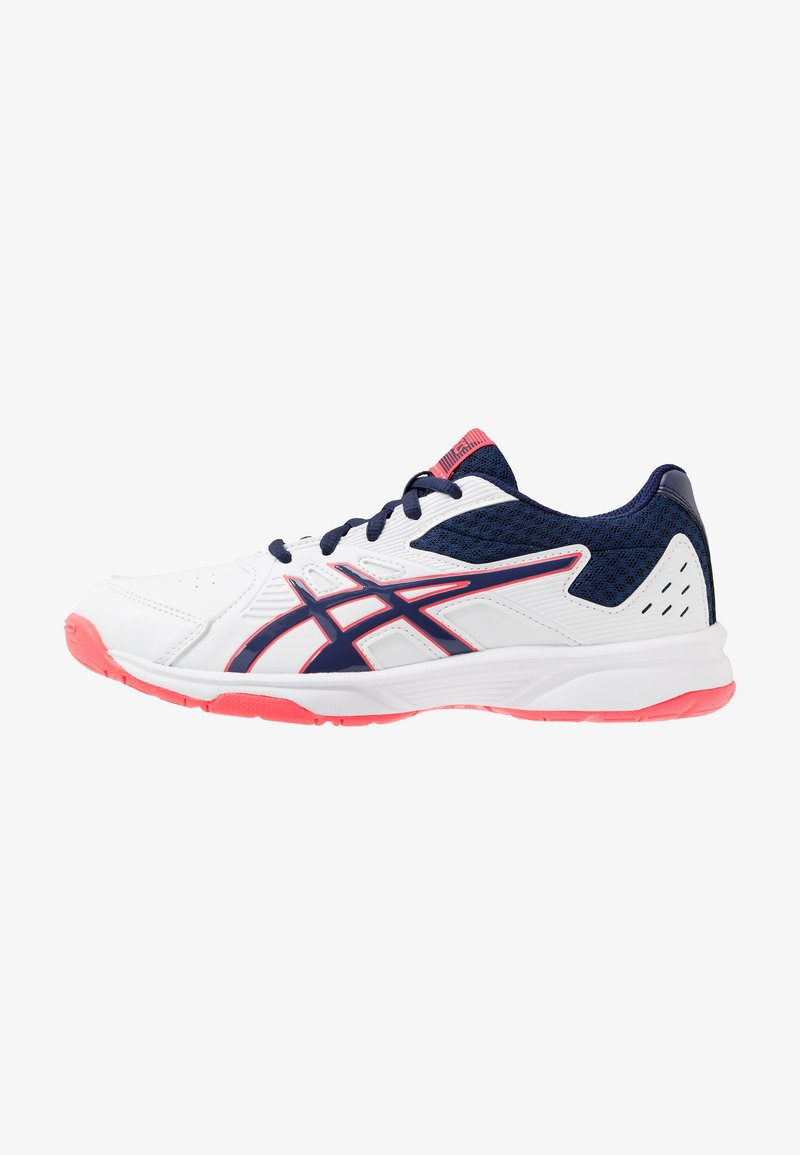 ASICS - COURT SLIDE - Multicourt tennis shoes - white/peacoat