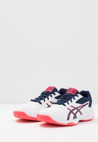 ASICS - COURT SLIDE - Multicourt tennis shoes - white/peacoat - 2