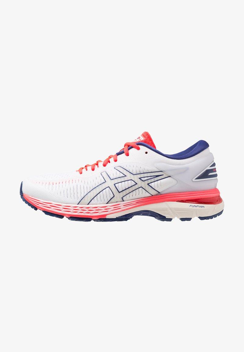 ASICS - GEL KAYANO 25 - Stabilty running shoes - white