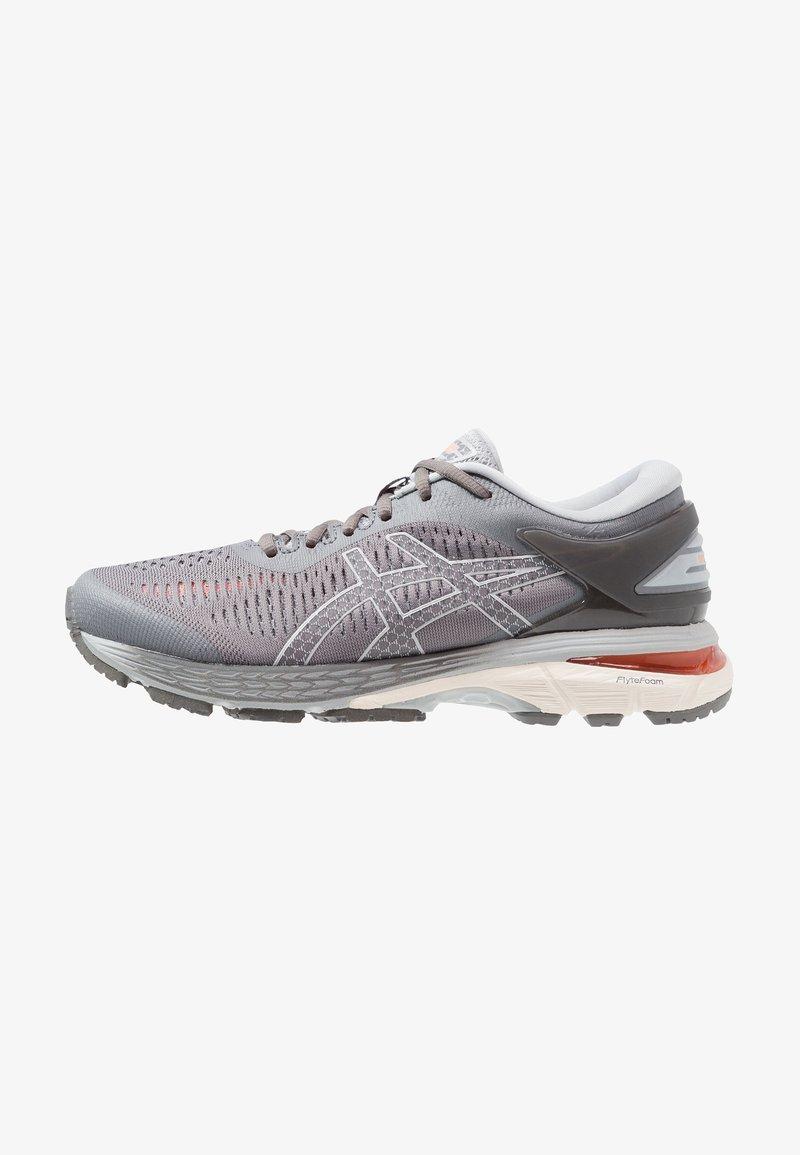 ASICS - GEL KAYANO 25 - Zapatillas de running estables - carbon/mid grey