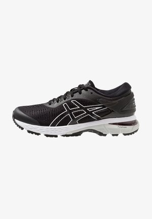 GEL KAYANO 25 - Løbesko stabilitet - black/glacier grey
