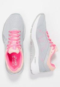 ASICS - Zapatillas de running estables - mid grey/silver - 1