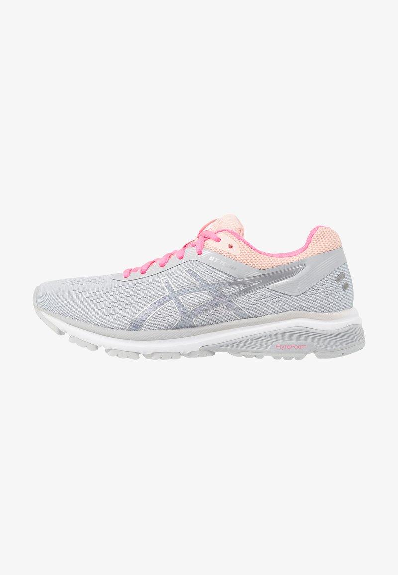 ASICS - Zapatillas de running estables - mid grey/silver