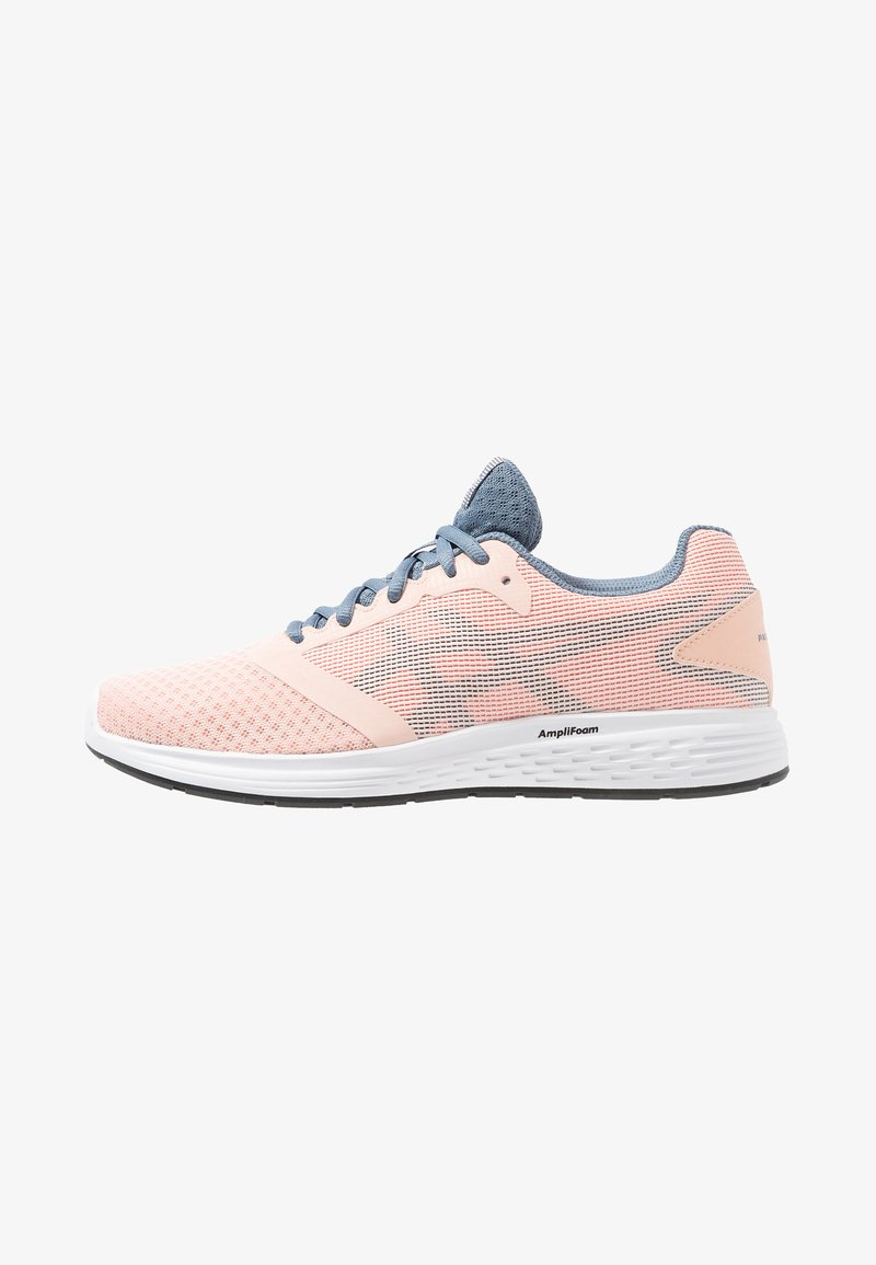 ASICS - PATRIOT 10 - Chaussures de running neutres - baked pink/steel blue
