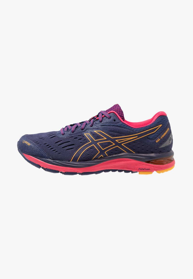 ASICS - GEL CUMULUS 20 G-TX - Neutral running shoes - indigo blue/amber