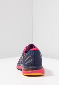 ASICS - GEL CUMULUS 20 G-TX - Neutral running shoes - indigo blue/amber - 3