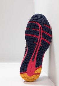 ASICS - GEL CUMULUS 20 G-TX - Neutral running shoes - indigo blue/amber - 4