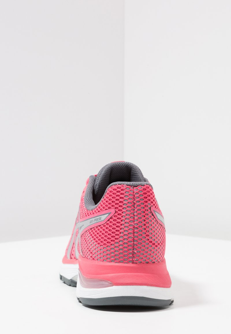 Predicar resistirse Grafico  ASICS GEL-PULSE 10 - Neutral running shoes - pink cameo/silver - Zalando.ie