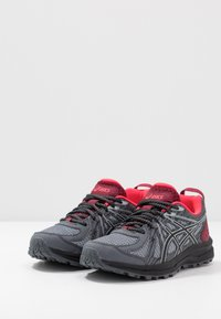 ASICS - FREQUENT TRAIL - Obuwie do biegania Szlak - piedmont grey/black - 2