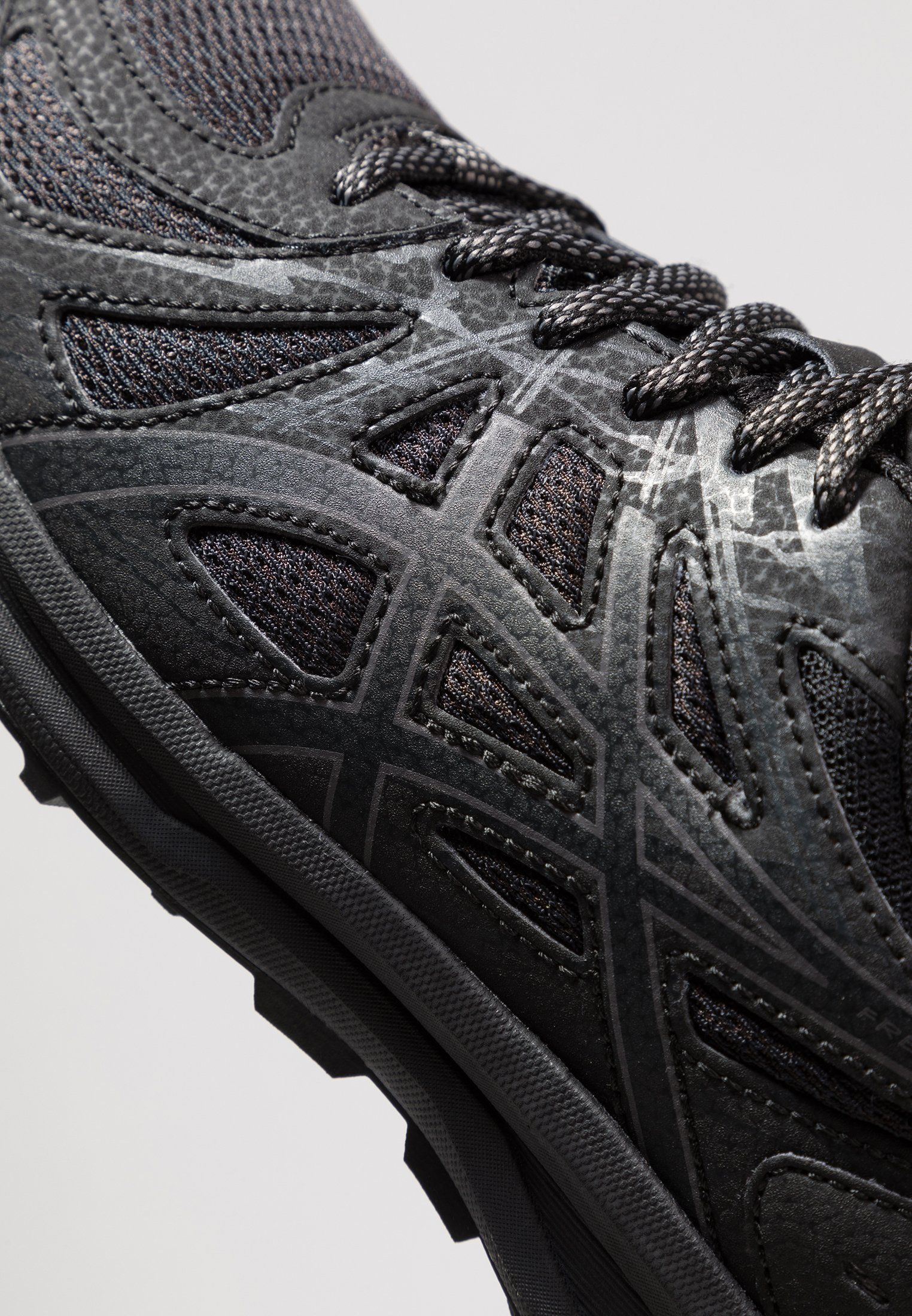 FREQUENT TRAIL Trail hardloopschoenen blackcarbon