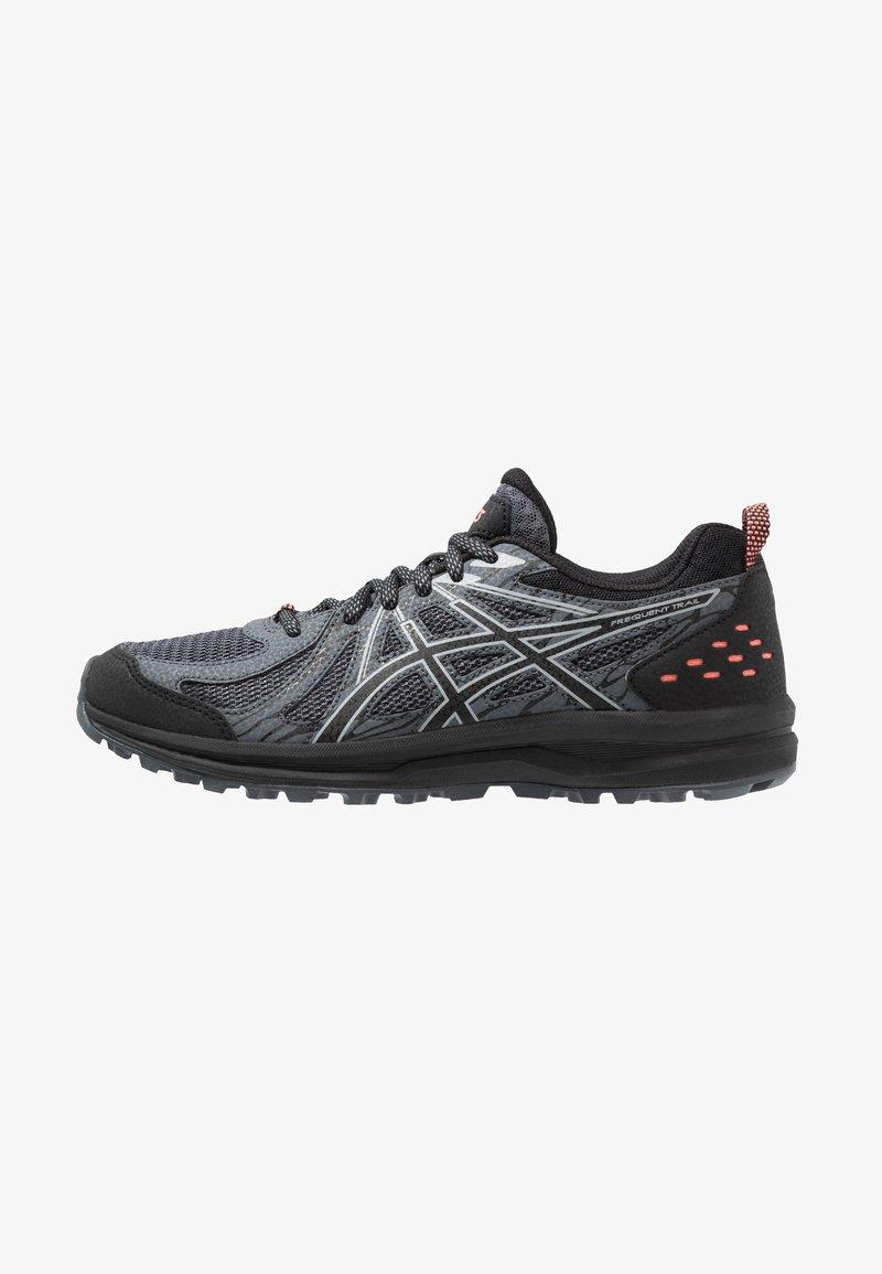 ASICS - FREQUENT XT - Laufschuh Trail - black/piedmont grey