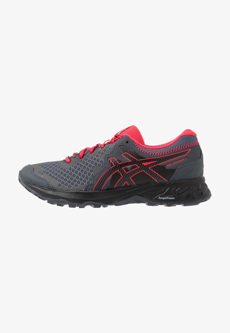 ASICS - GEL-SONOMA 4 - Zapatillas de trail running - carrier grey/black