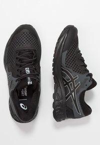 ASICS - GEL-SONOMA 4 G-TX - Obuwie do biegania Szlak - black/stone grey - 1