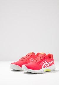 ASICS - GEL-GAME 7 - Tennisschoenen voor alle ondergronden - laser pink/white - 2