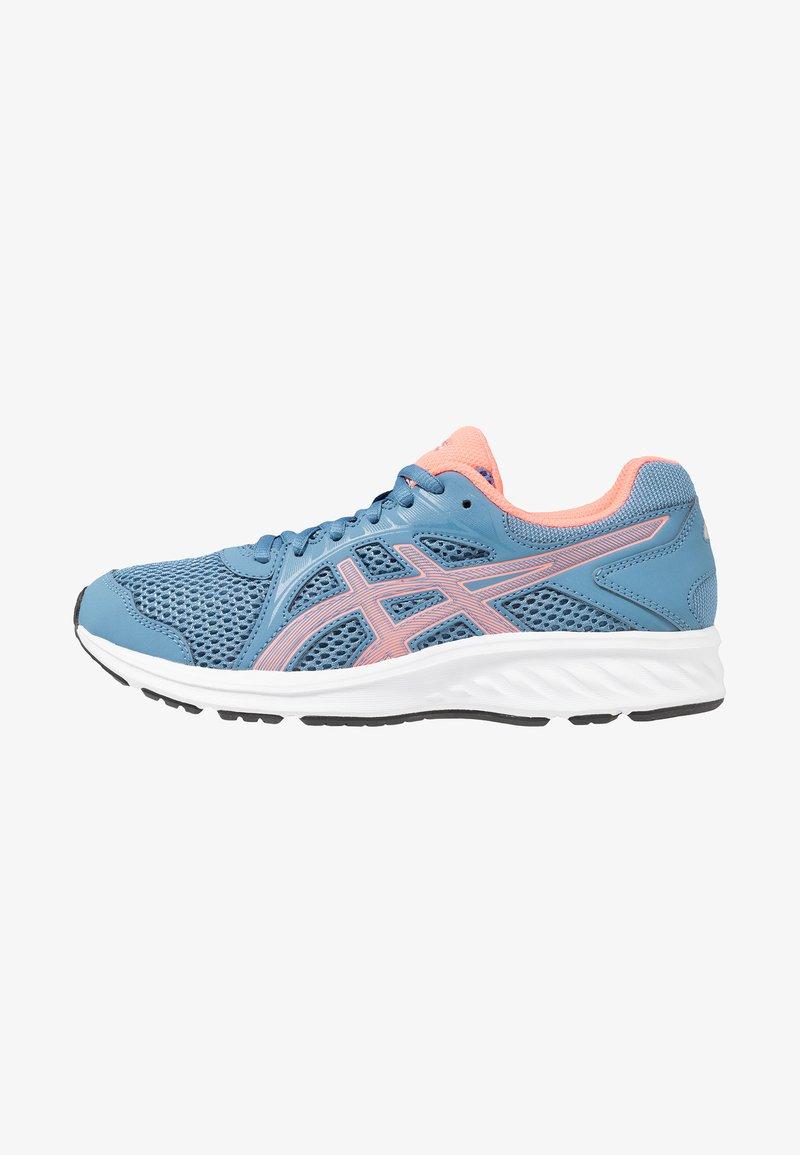 ASICS - JOLT 2 - Zapatillas de running neutras - grey floss/sun coral