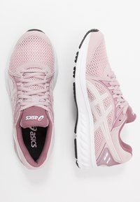 ASICS - JOLT 2 - Obuwie do biegania treningowe - watershed rose/white - 1