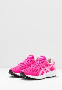 ASICS - JOLT 2 - Neutral running shoes - pink glow/white - 2