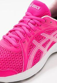 ASICS - JOLT 2 - Neutral running shoes - pink glow/white - 5