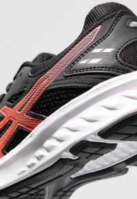 ASICS - JOLT 2 - Neutral running shoes - black/flash coral - 5