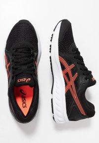 ASICS - JOLT 2 - Neutral running shoes - black/flash coral - 1