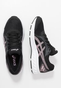 ASICS - JOLT 2 - Neutral running shoes - black/candy - 1
