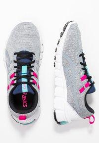 ASICS - GEL-QUANTUM 90 - Obuwie do biegania treningowe - piedmont grey/sheet rock - 1
