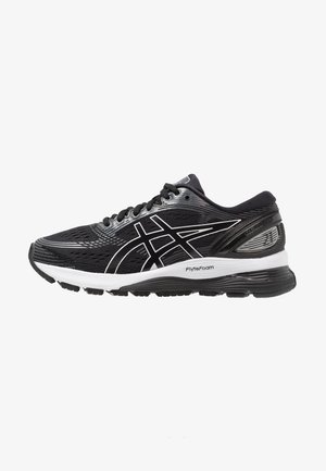 GEL-NIMBUS 21 - Neutral running shoes - black/dark grey