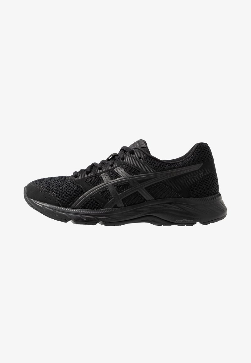 ASICS - GEL-CONTEND 5 - Neutral running shoes - black/graphite grey