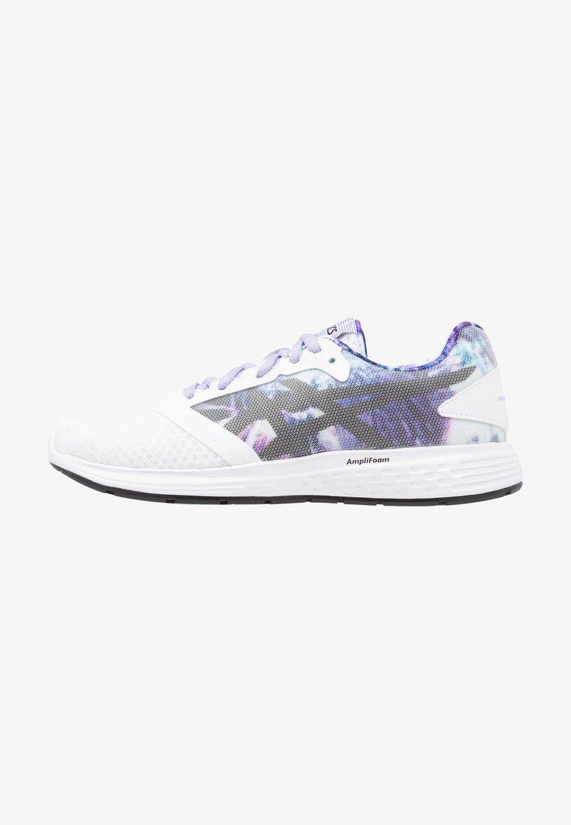 ASICS - PATRIOT 10 - Neutral running shoes - white/black