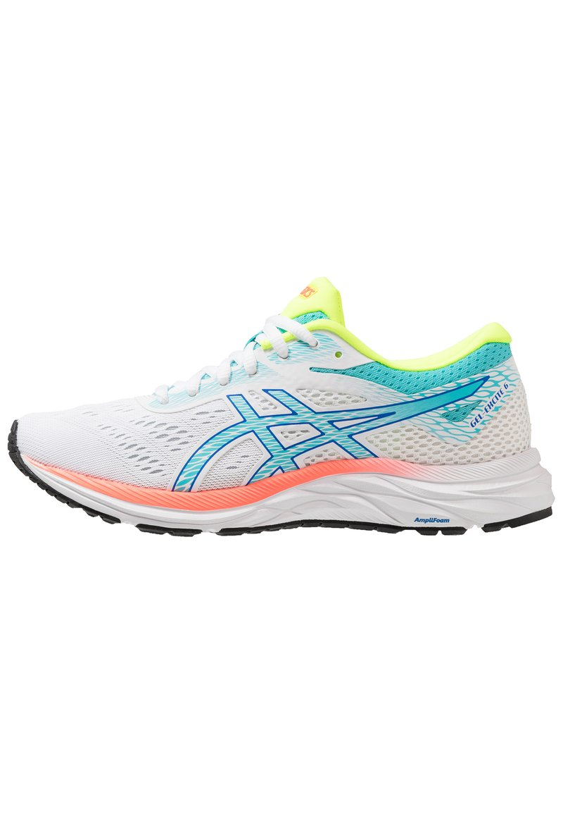 ASICS - GEL EXCITE 6 - Scarpe running neutre - white/ice mint